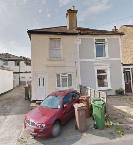 1 Bedroom Flat for sale in Sandy Lane North, Wallington, SM6