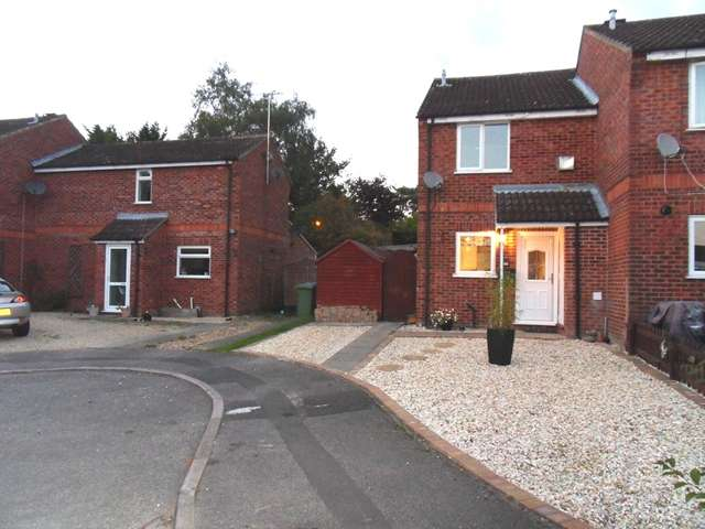 2 Bedrooms End Of Terrace House for sale in Isis Way, Sandhurst, Berkshire