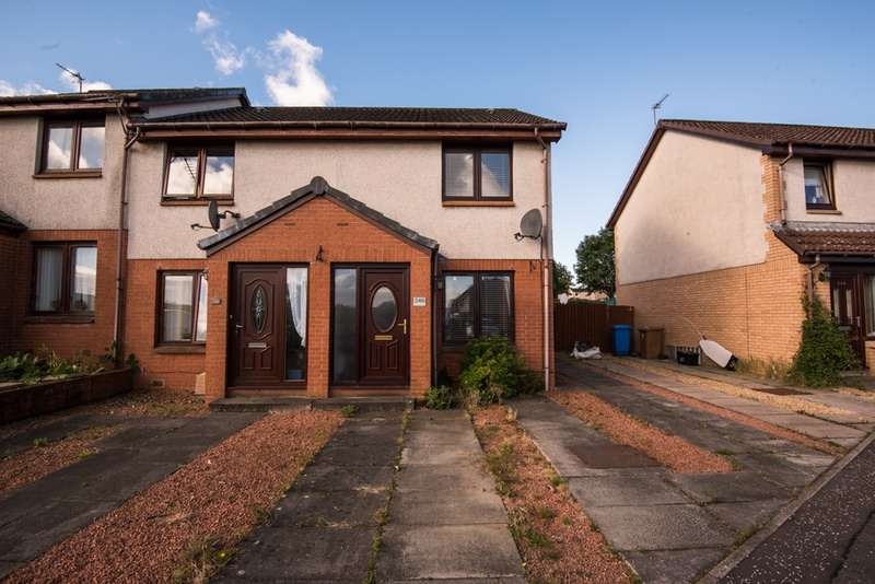 2 Bedrooms End Of Terrace House for sale in Bulloch Crescent, Denny, Stirlingshire, FK6