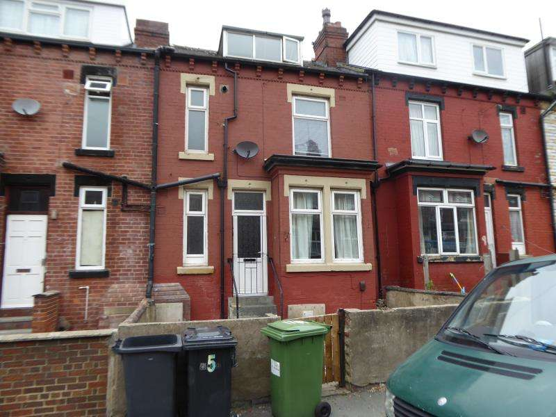 2 Bedrooms Terraced House for sale in Compton Row, Harehills, LS9