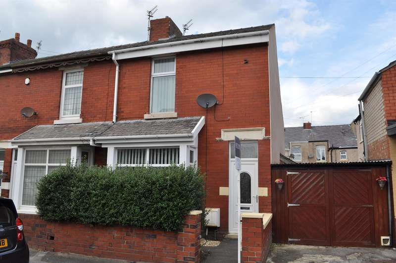 2 Bedrooms End Of Terrace House for sale in Boome St, South Shore, Blackpool, FY4 2JX