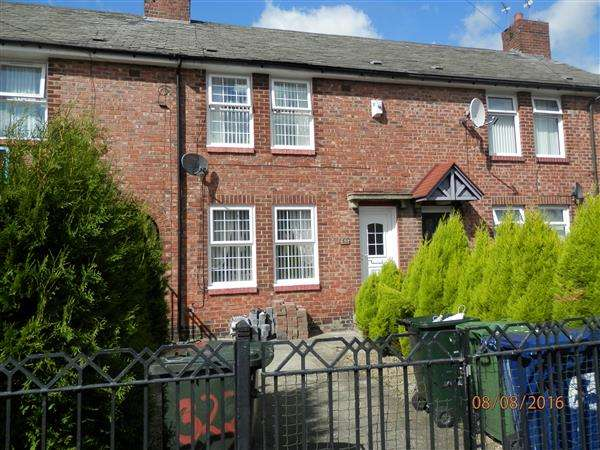 2 Bedrooms Terraced House for sale in Birds Nest Road, Newcastle upon Tyne