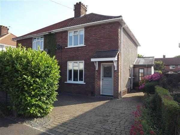 3 Bedrooms House for sale in Norwich