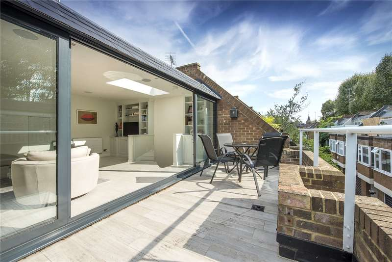 2 Bedrooms Mews House for sale in Hippodrome Mews, Notting Hill, London, W11