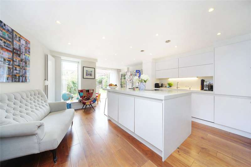 5 Bedrooms End Of Terrace House for sale in Scholars Road, Balham, London, SW12