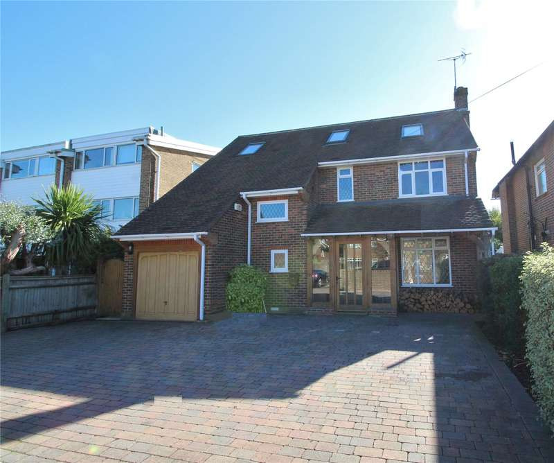 4 Bedrooms Detached House for sale in Sompting Avenue, Broadwater, Worthing, BN14