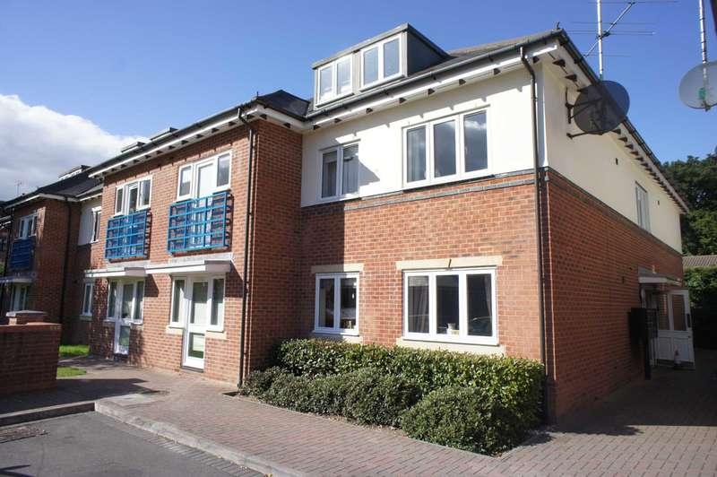 2 Bedrooms Apartment Flat for sale in Hare Warren Court, Caversham Heights