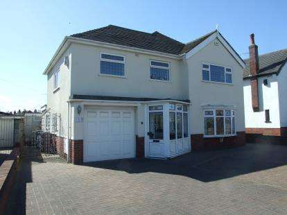 4 Bedrooms Detached House for sale in Highbury Road East, Lytham St. Annes, Lancashire, FY8