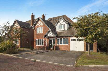 5 Bedrooms Detached House for sale in Hartland Gardens, Rainhill, Merseyside, WA9