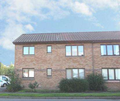 2 Bedrooms Flat for sale in Holm Lane, East Kilbride, Glasgow, South Lanarkshire