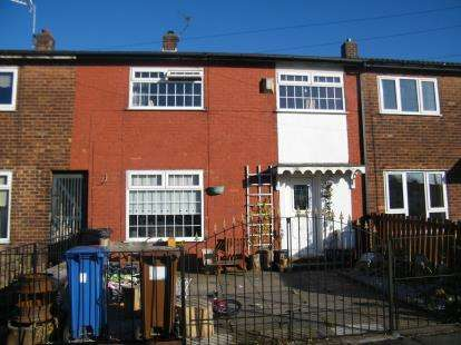 3 Bedrooms Terraced House for sale in Matley Green, Brinnington, Stockport, Cheshire
