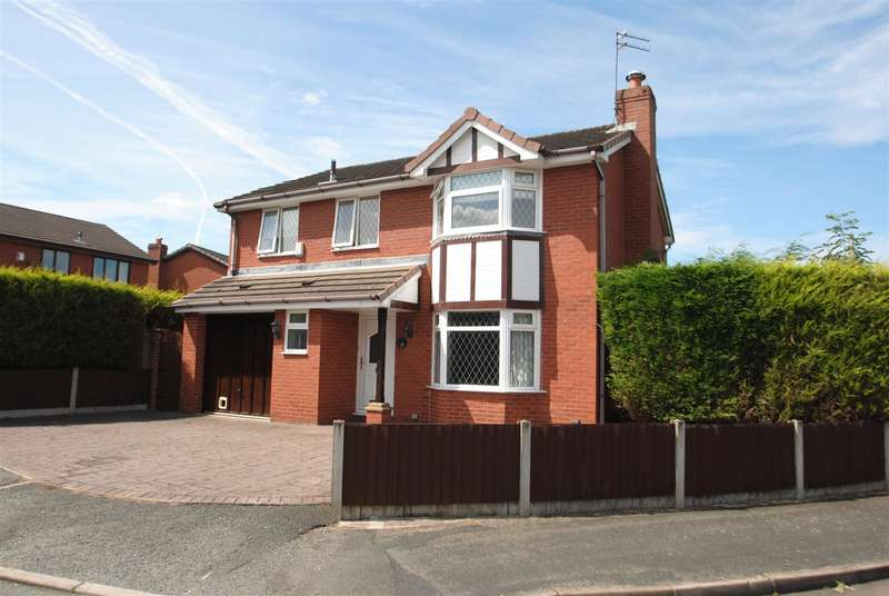 4 Bedrooms Property for sale in Petersham Drive, Appleton, WARRINGTON, WA4