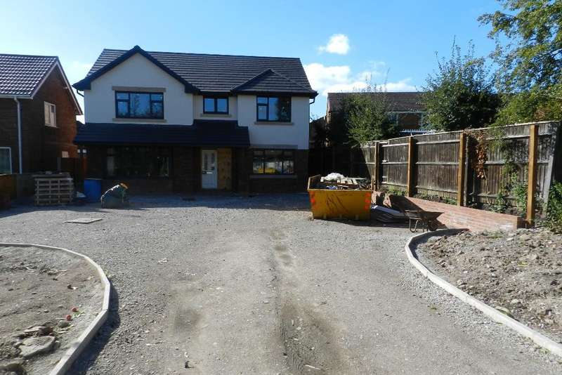 4 Bedrooms Detached House for sale in Hesketh Meadow Lane, Lowton, Warrington, Cheshire, WA3 2AH