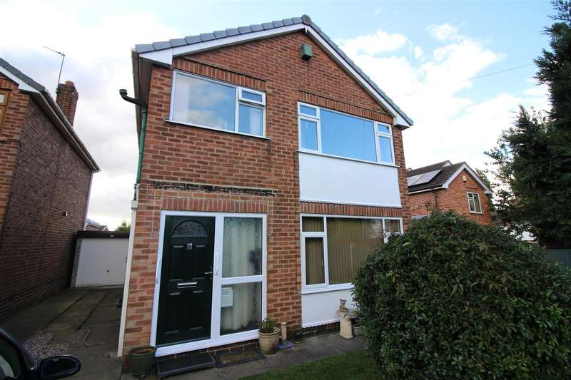 3 Bedrooms Property for sale in Dalton Close, Stapleford, Nottingham