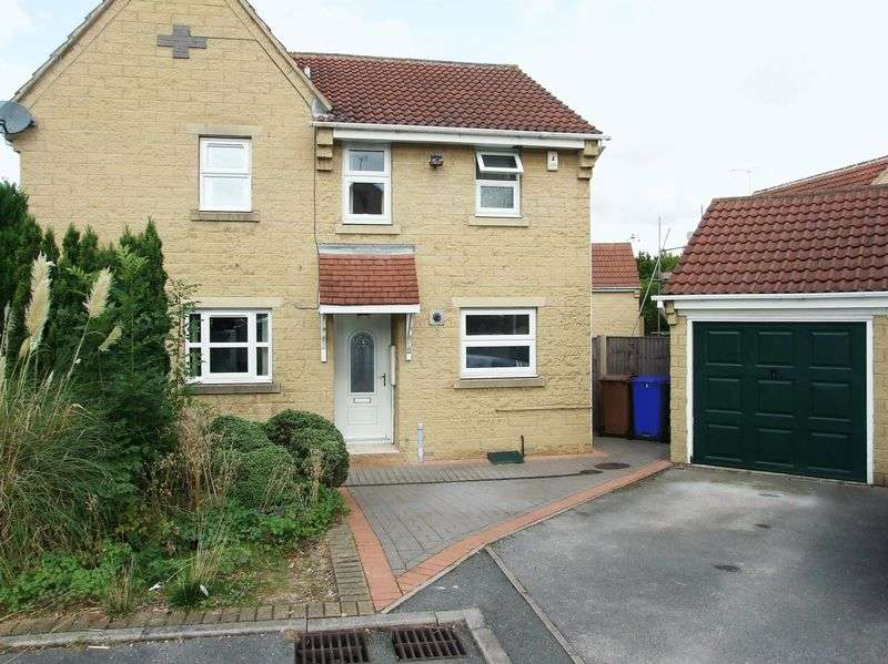 2 Bedrooms Semi Detached House for sale in Laneward Close, Ilkeston