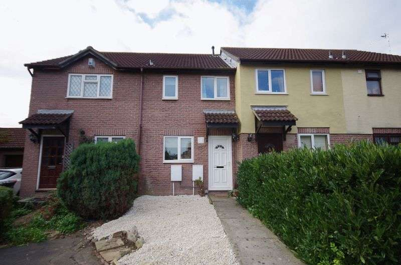 2 Bedrooms Terraced House for sale in Broad Croft, Bradley Stoke, Bristol