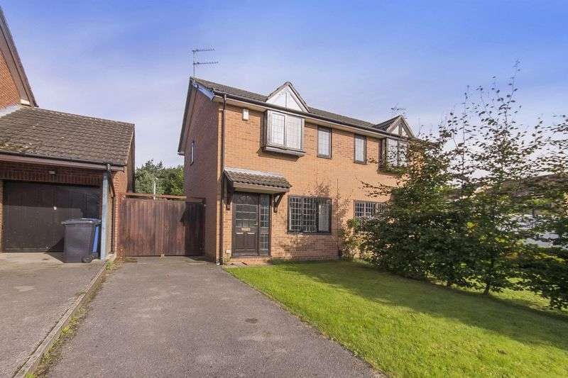 2 Bedrooms Semi Detached House for sale in PARTRIDGE WAY, MICKLEOVER