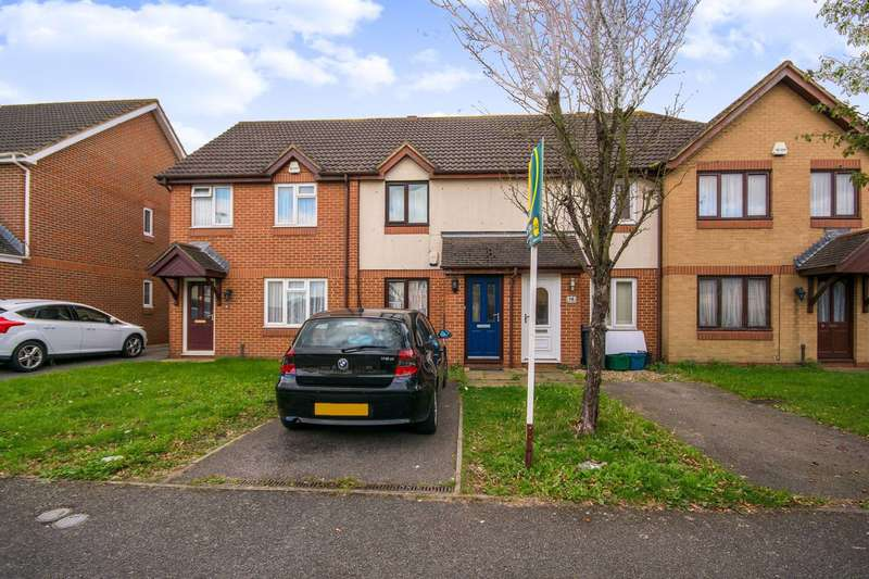 2 Bedrooms House for sale in Kelvin Gardens, Croydon, CR0