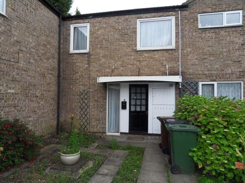 4 Bedrooms Terraced House for sale in Breedon Close, Corby