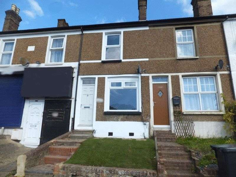 2 Bedrooms Terraced House for sale in Godstone Road, KENLEY