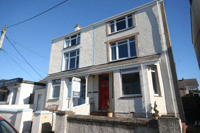 4 Bedrooms Semi Detached House for sale in Rhosneigr, Anglesey