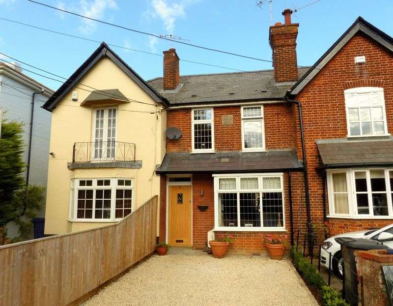 2 Bedrooms Terraced House for sale in Bourne End/Hedsor