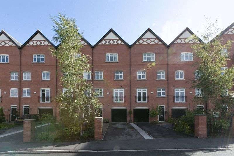 4 Bedrooms Terraced House for sale in Gardinar Close, Standish, WN1 2UN