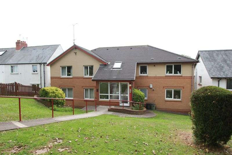 2 Bedrooms Retirement Property for sale in Kings Court, Dinas Powys