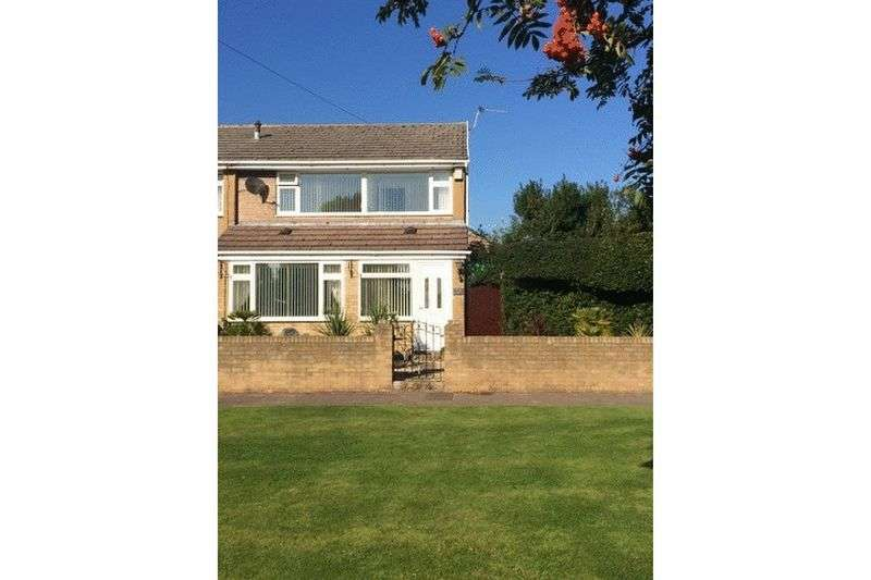 3 Bedrooms Semi Detached House for sale in Wimborne Crescent, Penarth
