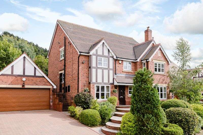 5 Bedrooms Detached House for sale in Kelsall, Nr Tarporley