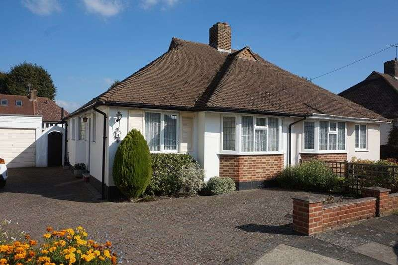 3 Bedrooms Semi Detached Bungalow for sale in Banstead Village