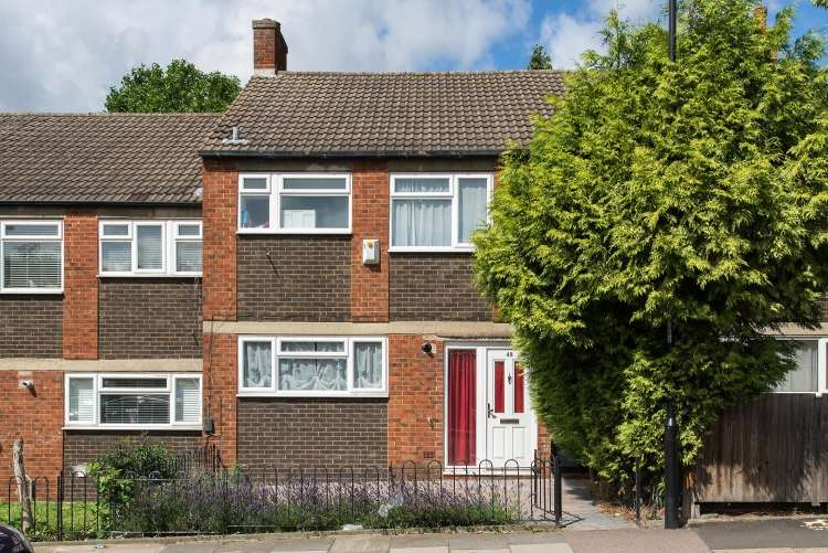 3 Bedrooms Terraced House for sale in Corelli Road Blackheath SE3