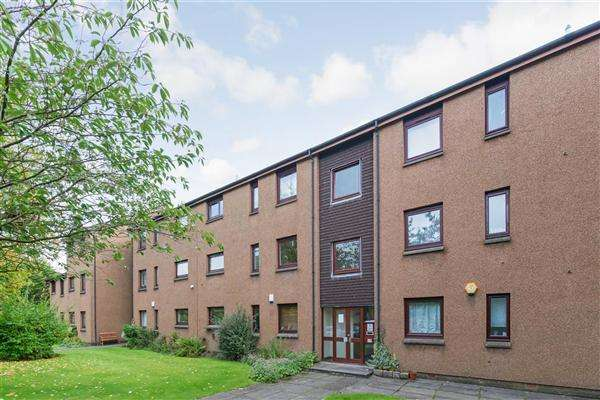 2 Bedrooms Flat for sale in 1/1, 28 Fortingall Place, Kelvindale, Glasgow, G12 0LT