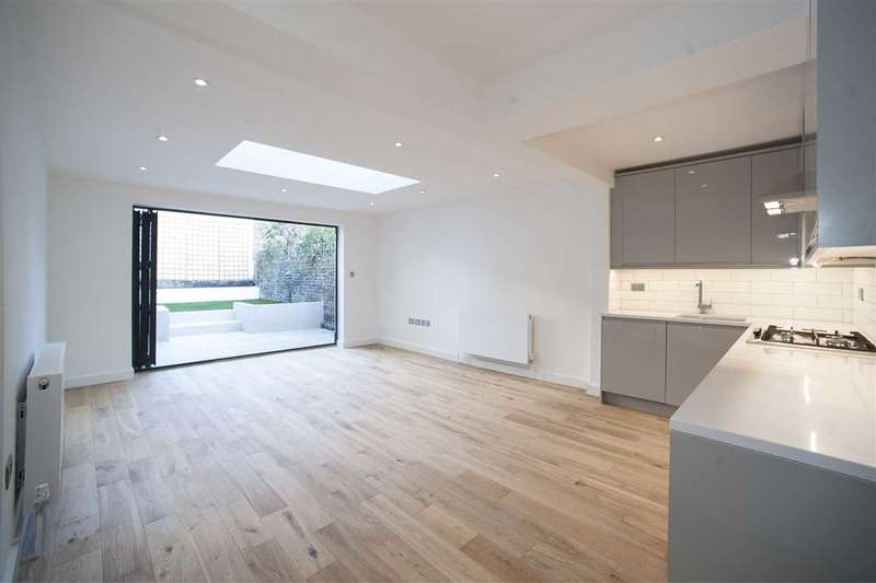 2 Bedrooms Flat for sale in Richford Street, Hammersmith