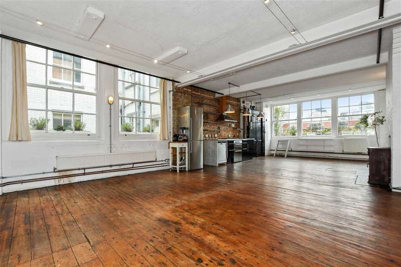 2 Bedrooms Apartment Flat for sale in Mitchel Street, EC1V