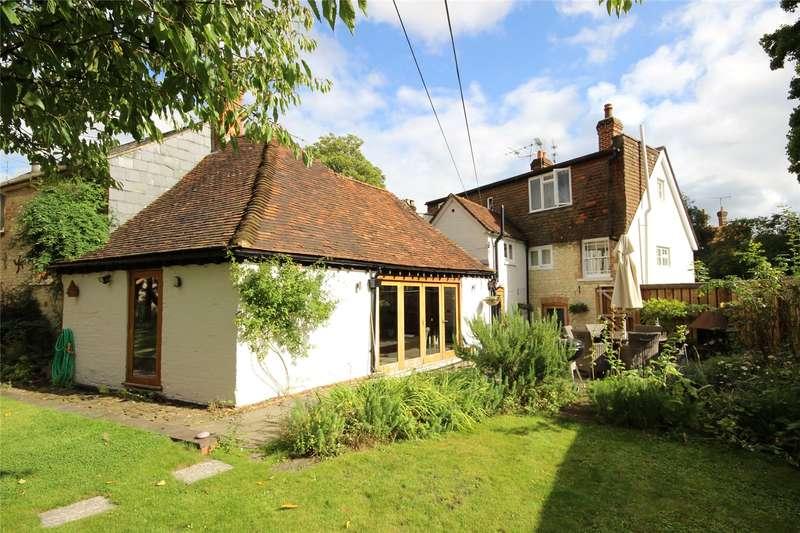 4 Bedrooms Semi Detached House for sale in The Plestor, Selborne, Alton, Hampshire, GU34