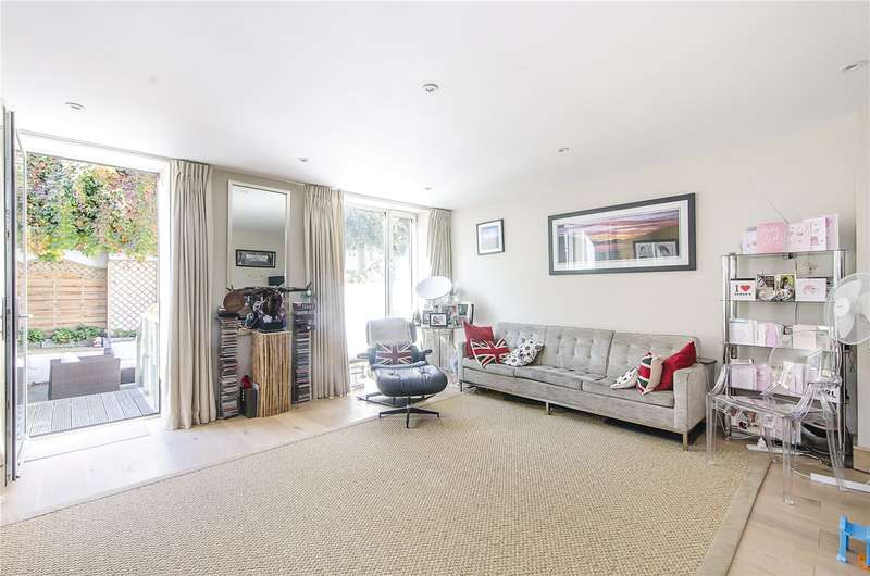3 Bedrooms Mews House for sale in Printers Road, London, SW9