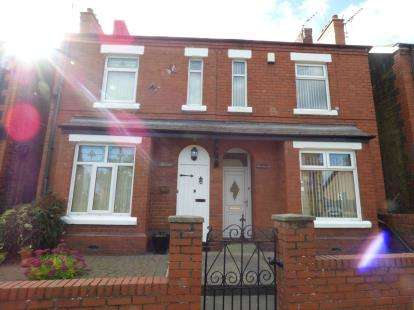 2 Bedrooms Semi Detached House for sale in High Street, Pentre Broughton, Wrexham, Wrecsam, LL11