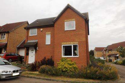 3 Bedrooms Detached House for sale in Haverhill, Suffolk