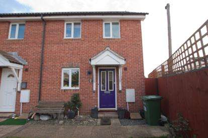 3 Bedrooms End Of Terrace House for sale in Gorse Cover Road, Severn Beach, Bristol, South Gloucestershire