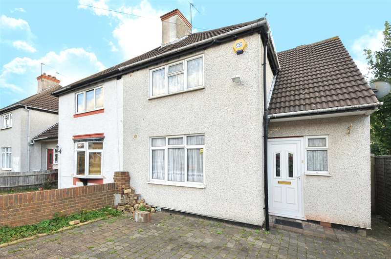 3 Bedrooms End Of Terrace House for sale in Crossway, Pinner, Middlesex, HA5