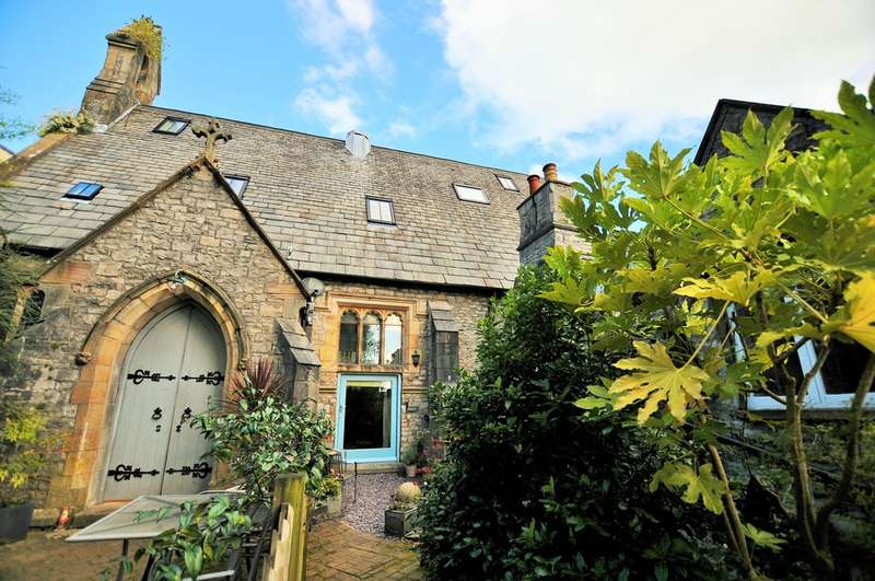 2 Bedrooms Semi Detached House for sale in Allhallows Nave House, Kendal