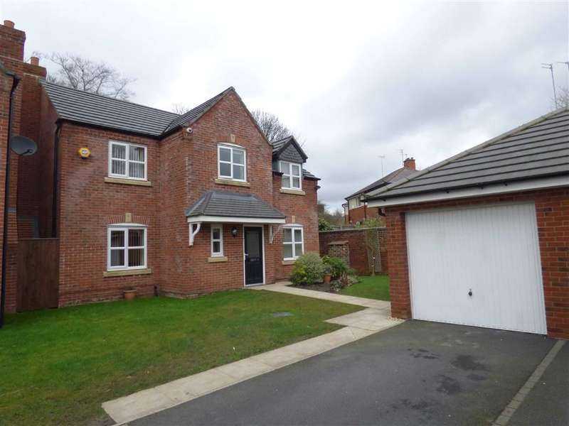 4 Bedrooms Property for sale in Marquess Way, Rhodes, Manchester, M24