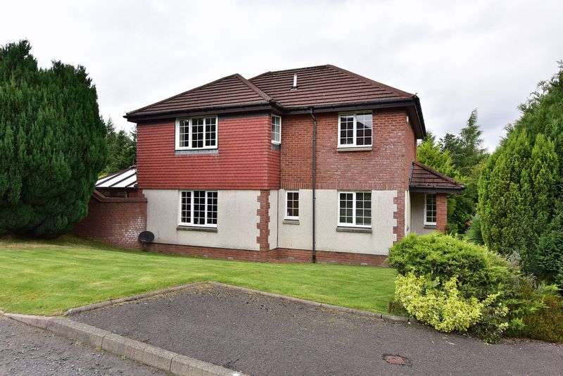 4 Bedrooms Detached House for sale in Murieston Green, Murieston, Livingston EH54 9EQ