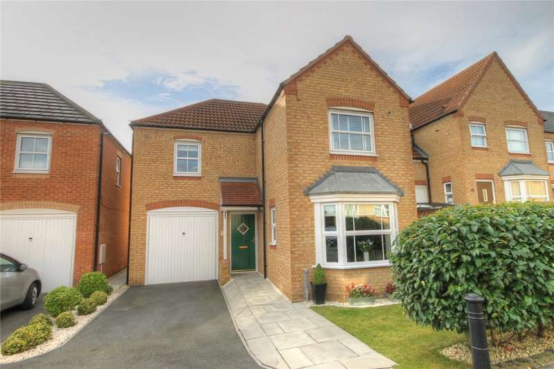 3 Bedrooms Detached House for sale in Northbridge Park, St Helen Auckland, Bishop Auckland, DL14