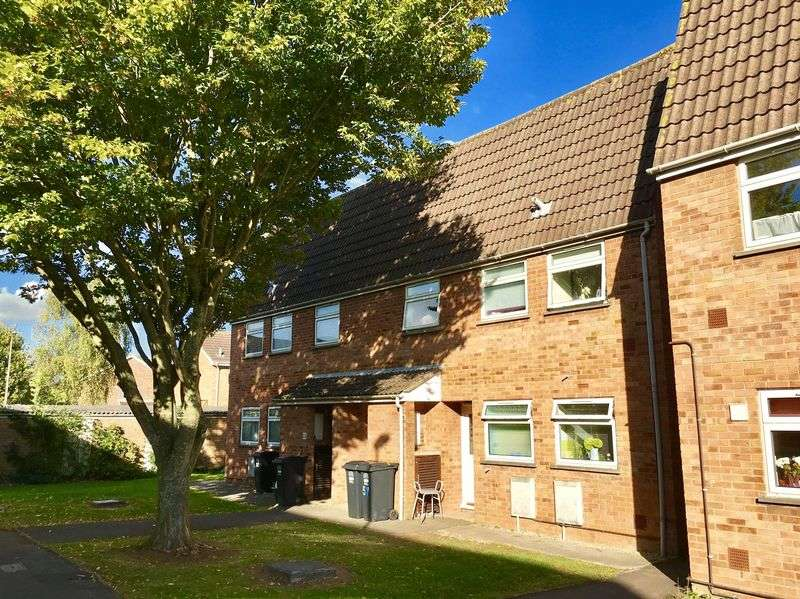 2 Bedrooms Flat for sale in Wesley Drive, Worle