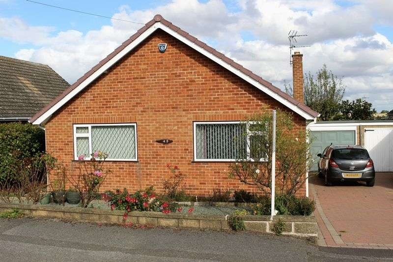 2 Bedrooms Detached Bungalow for sale in Morton Gardens, Nottingham