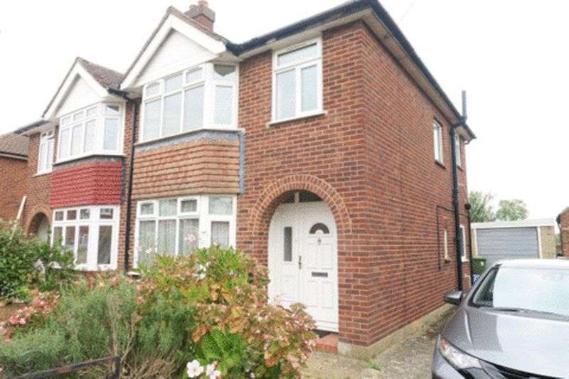 3 Bedrooms Semi Detached House for sale in Lodge Way, Ashford
