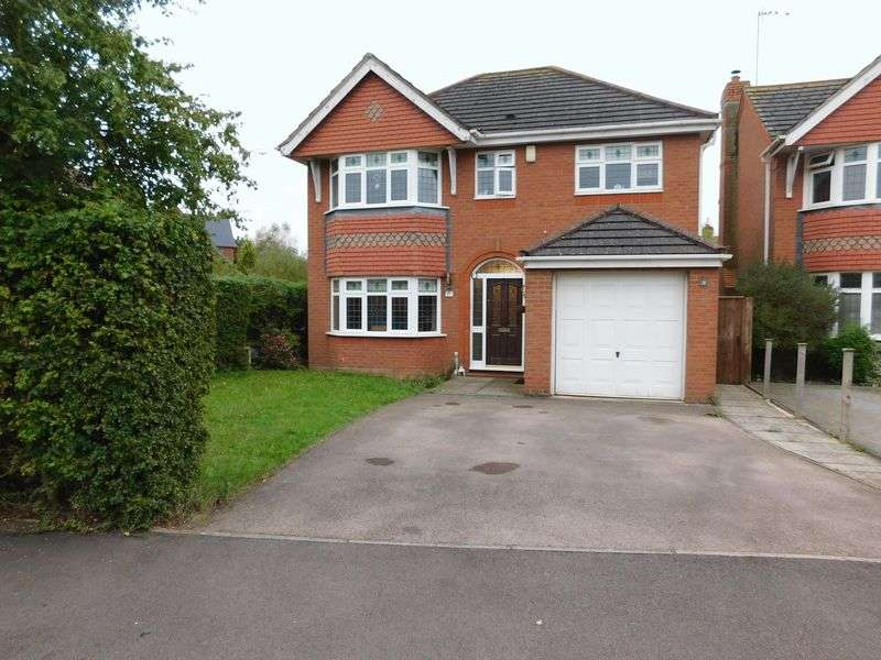 4 Bedrooms Detached House for sale in Welcome to Heron Drive, Brackley