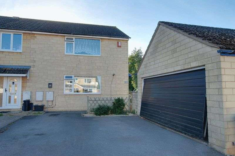 2 Bedrooms Semi Detached House for sale in Berkeley Road, Trowbridge
